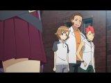 | Ookami-san to Shichinin no Nakama-tach | Волчица и семеро ребят - 1 сезон 5 серия |